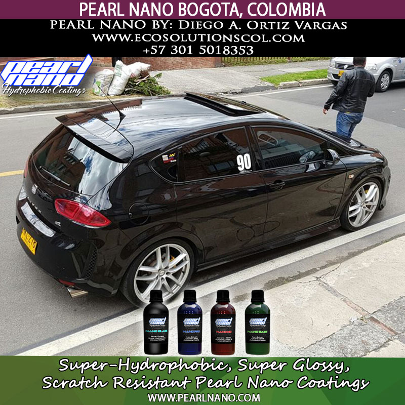 Autobody Car Coating, Bogota Colombia, Car Detailing And